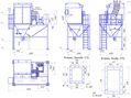 Фильтр КФЕ96А6 производства АО «СПЕЙС-МОТОР» (на эстакаде с вентилятором и двойной мигалкой)